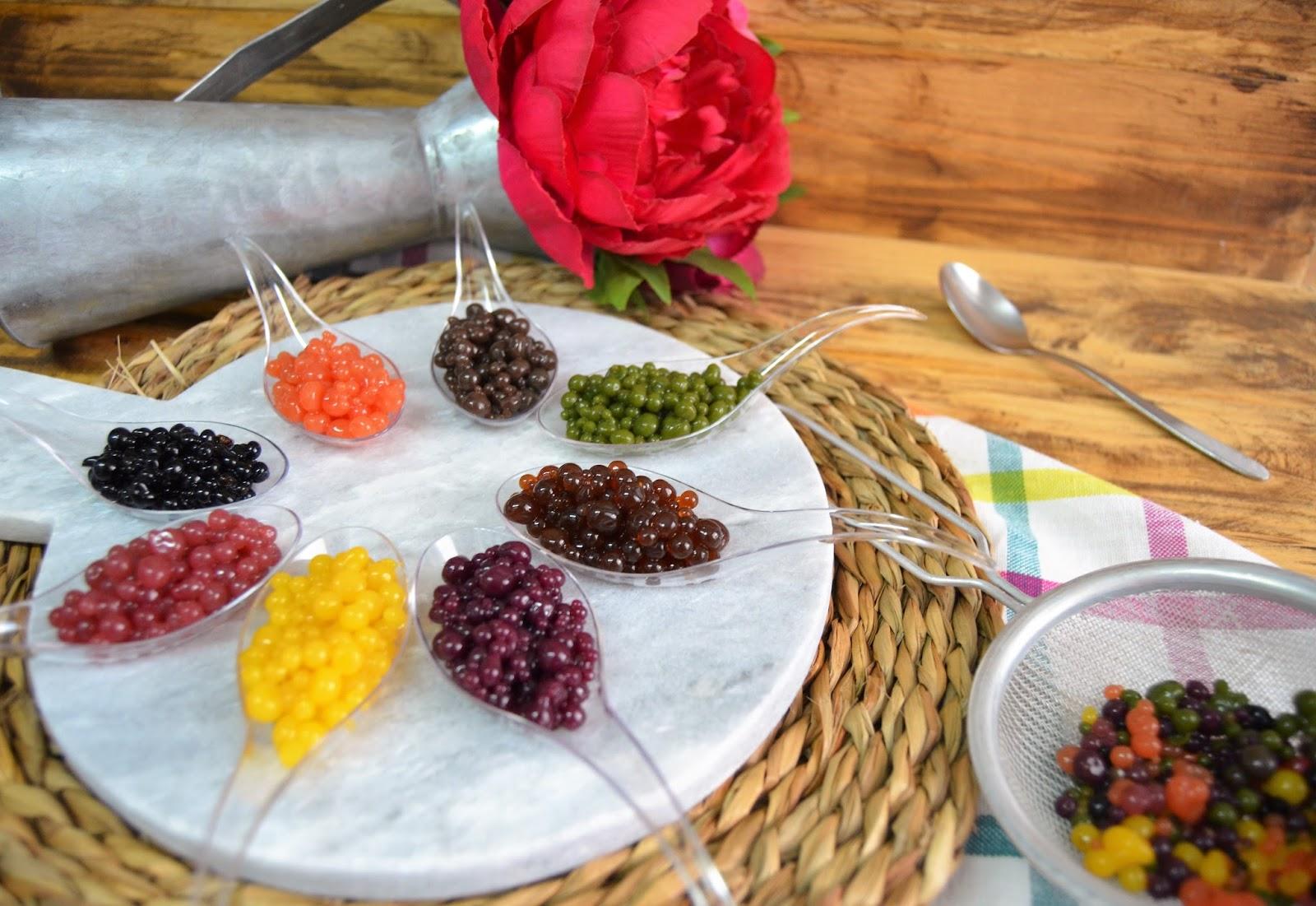 Las Delicias De Mayte Como Hacer Falso Caviar Con Agar Agar