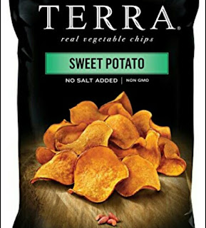 Grocery - Terra Non-GMO Sweet Potato Vegetable Chips