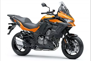 Kawasaki Booking 2019 Model