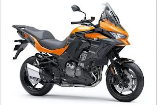 Kawasaki Booking 2019 Model