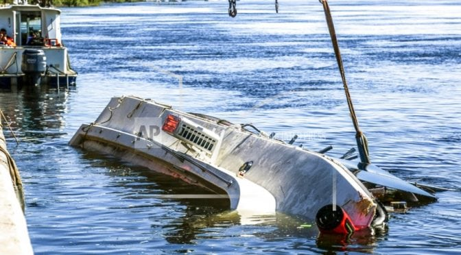 Volgogard boat disaster: 10 dead as boats collide in Russia World cup city