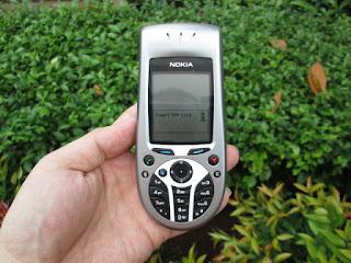 Nokia 3660 Jadul Kolektor Item
