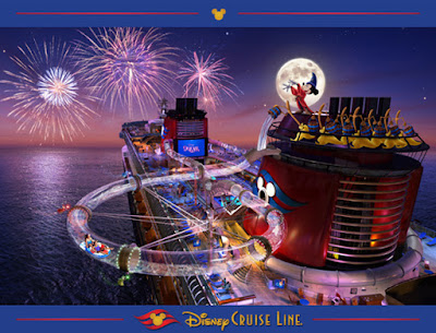 Quote Tuesday - Featuring the Disney Cruise Line