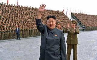 North Korean dictator Kim Jon Un