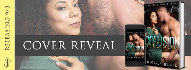 Cover Reveal | Collision by Nicole Banks