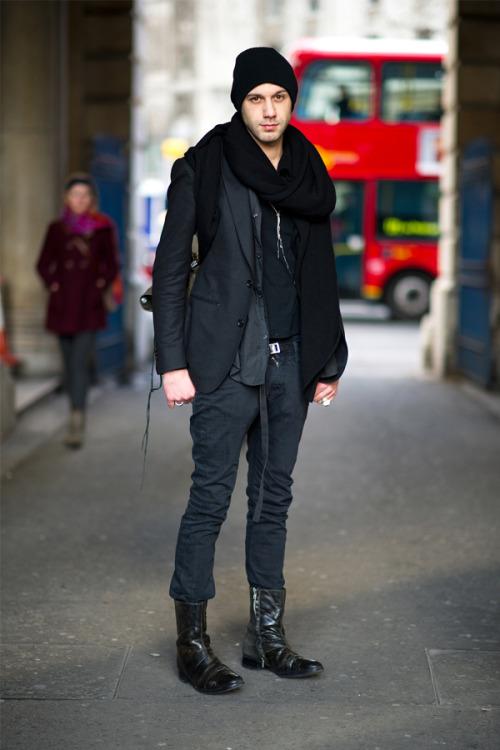 botas para hombre de vestir