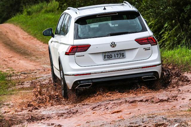 VW Tiguan - 7º carro mais vendido do mundo em 2018