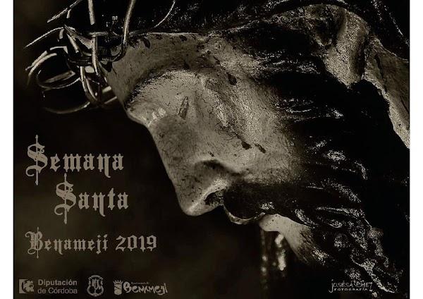 Programa, Horarios e Itinerarios Semana Santa Benamejí (Córdoba) 2019