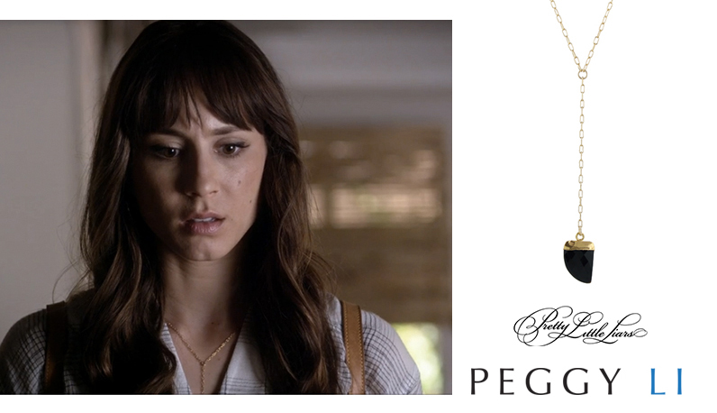 Pretty Little Liars Spencer Necklace