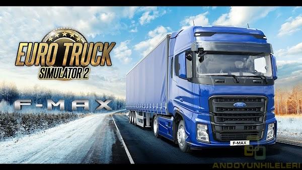 Euro Truck Simulator 2 Ford F Max Modu