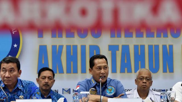 Kepala BNN, Komisaris Jendral Polisi, Budi Waseso