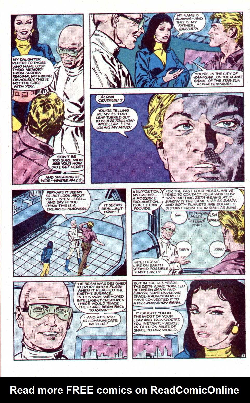 Read online Secret Origins (1986) comic -  Issue #17 - 8