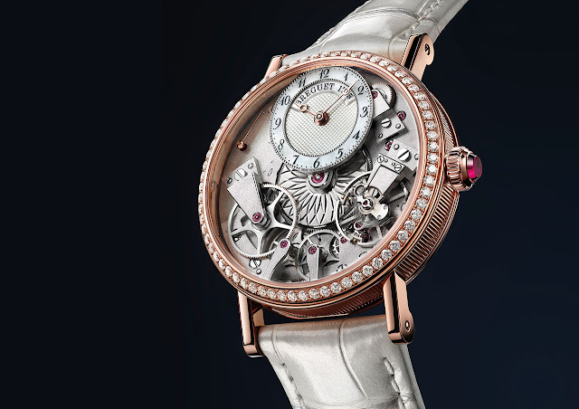 Breguet Tradition Dame 7038 Mechanical Self-winding Watch