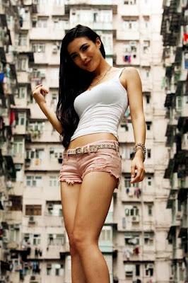 Candice cantik 05