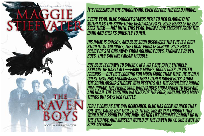 The Raven Cycle Book 1