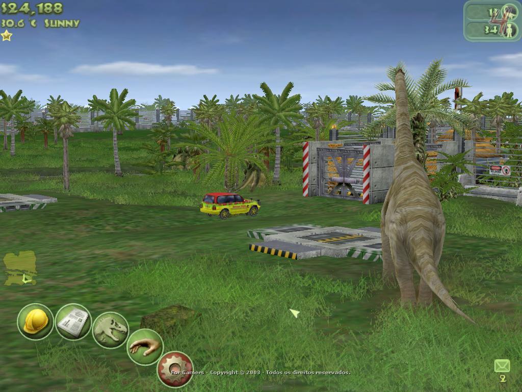 Download de Jogos: Download Jurassic Park Operation Genesis PC