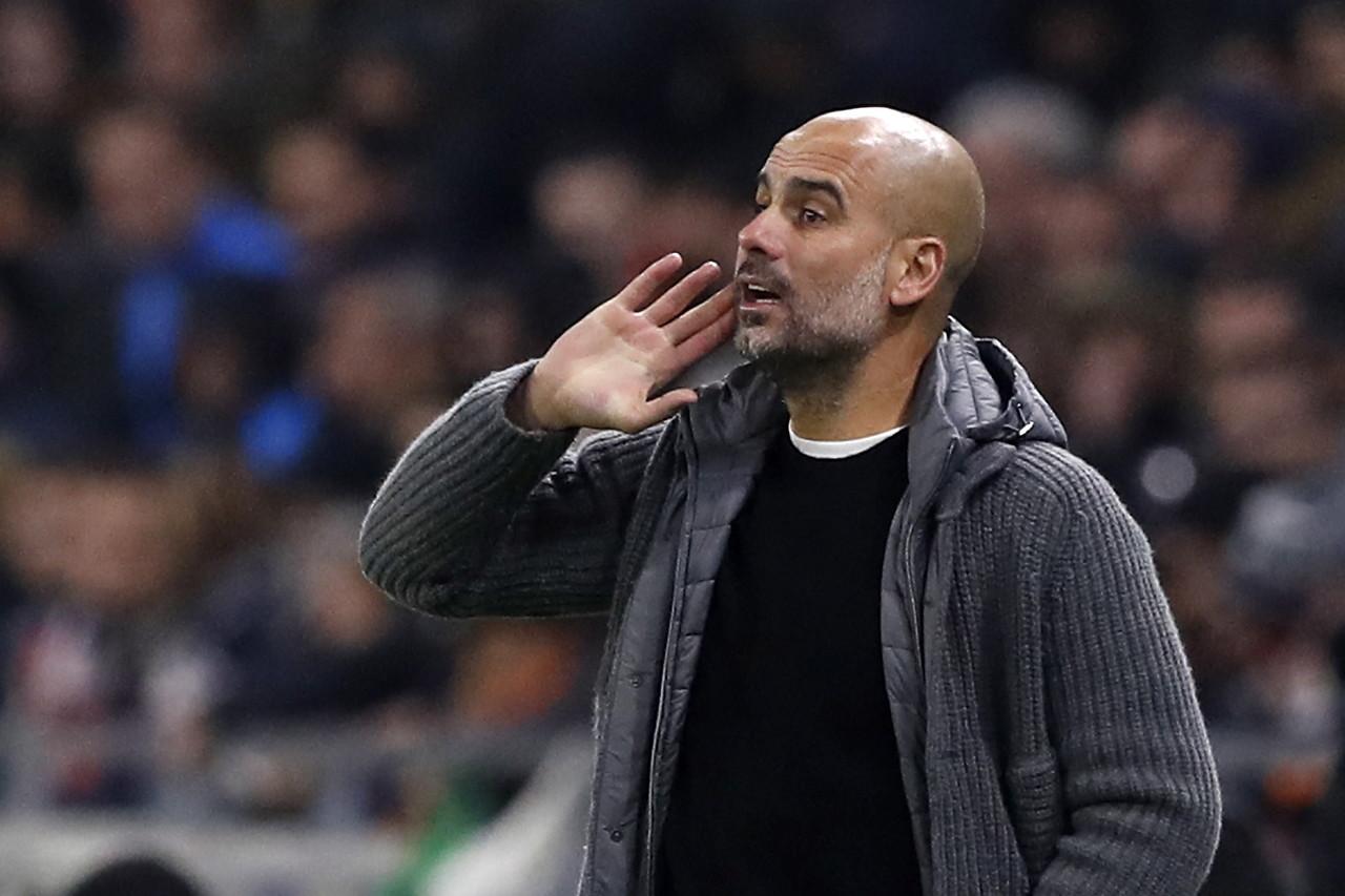 Guardiola Tidak Mau Sesumbar Soal Peluang Manchester City di Liga Champions