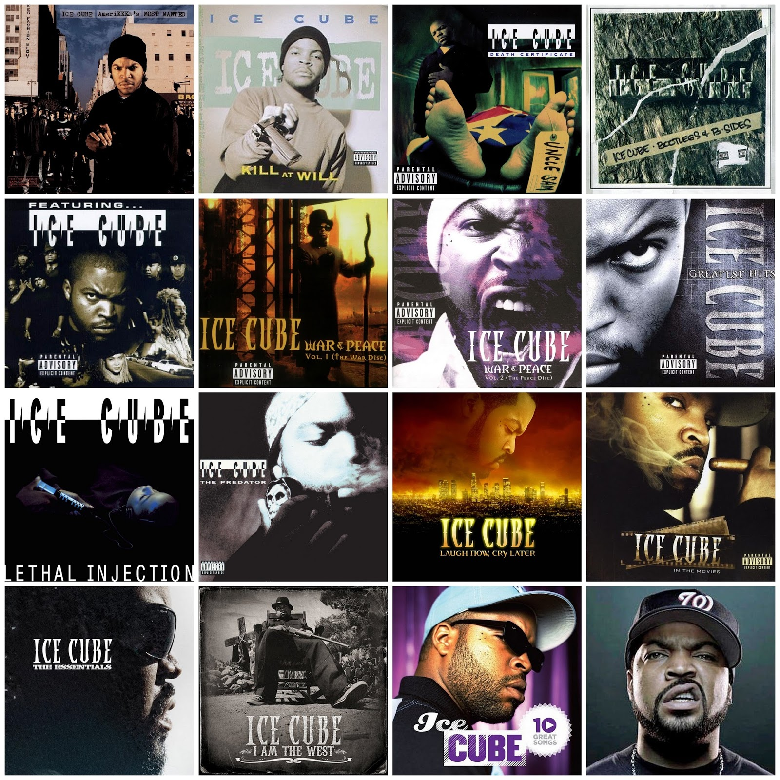 Top 100 Hip Hop Albums Of The 1980s