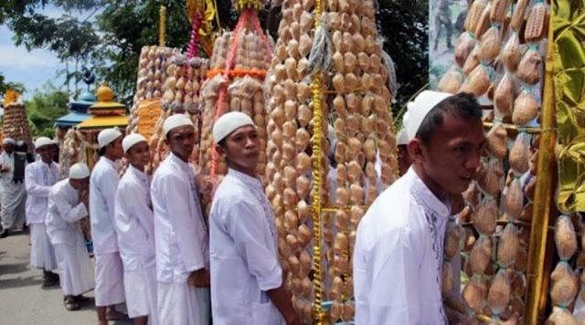 Walima Kue dari Gorontalo untuk Baginda Muhammad