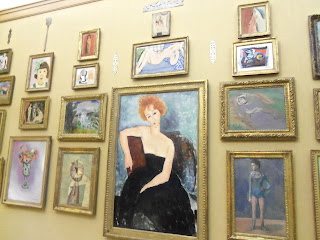 Naked Philadelphian: Barnes, Breathtaking Impressionist ...