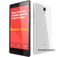 setidaknya telah xiaomi telah merilis ponsel redmi note series sampai generasi kelima yai Ponsel Xiaomi Redmi Note series