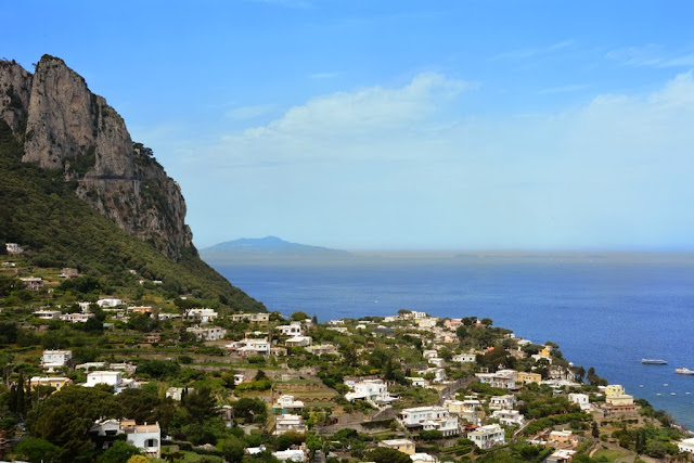 Capri views