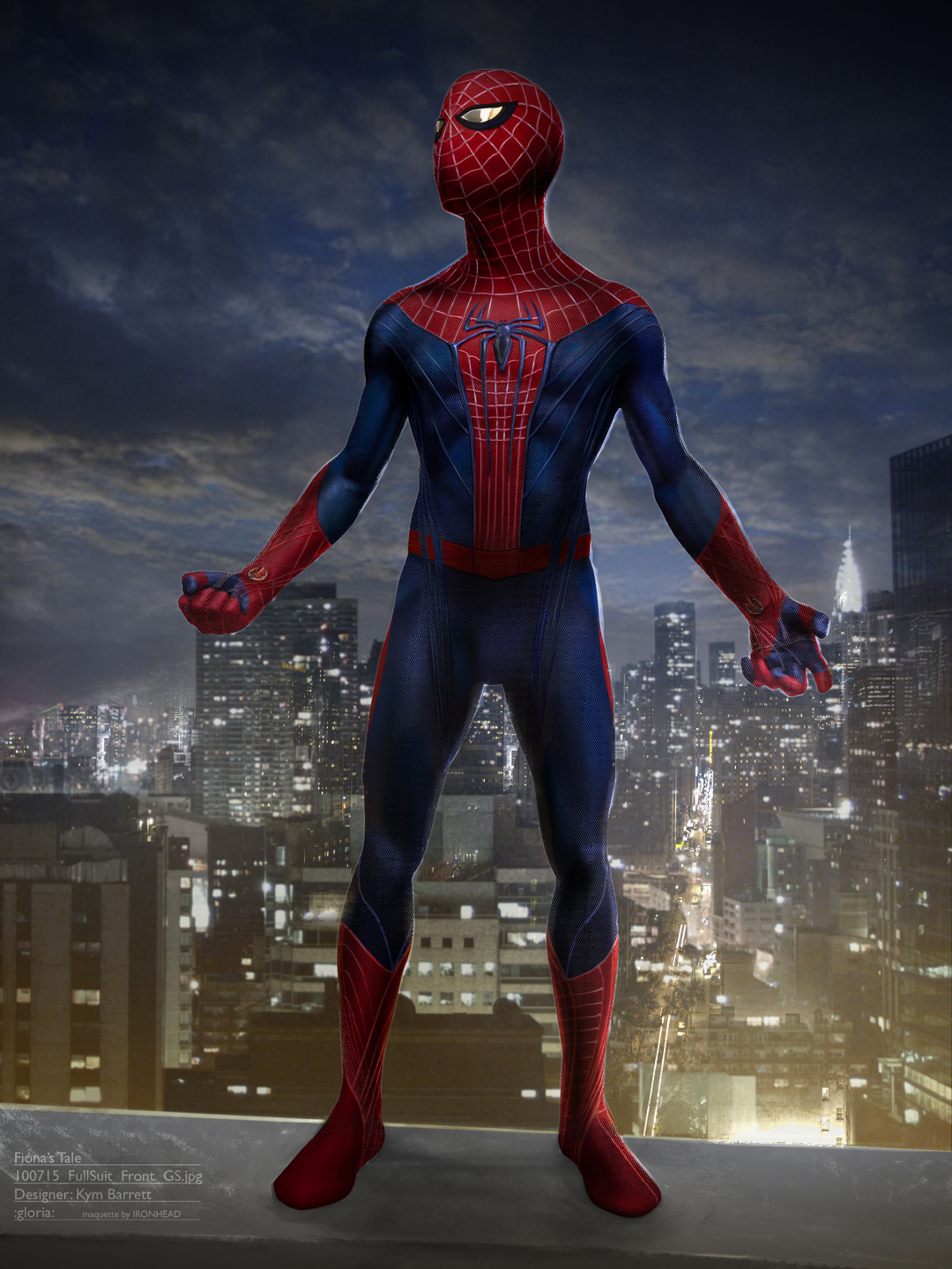 Alternate Spider-Man Suit Designs & Concept Art!evildead ...