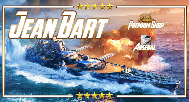 Wows Gamer Blog jean bart