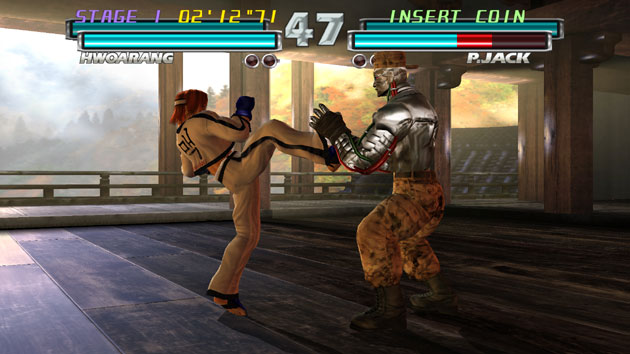 Tekken Tag Tournament game pc