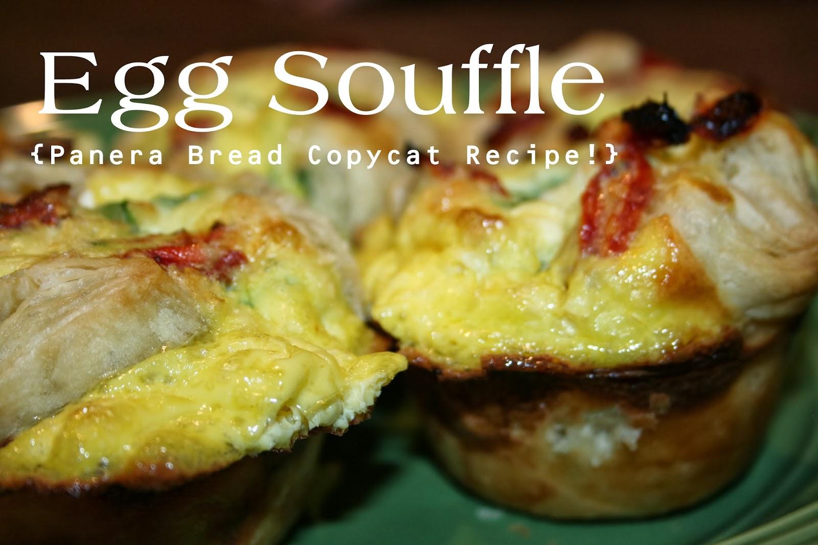 Joy Unspeakable Egg Souffles Panera Bread Copycat Recipe