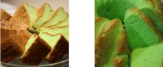 Recipe Baking Soft Bolu Pandan