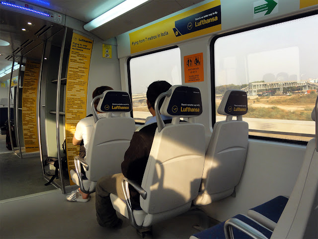 Free high speed Wi-fi at Delhi Metro Airport Express Stations
