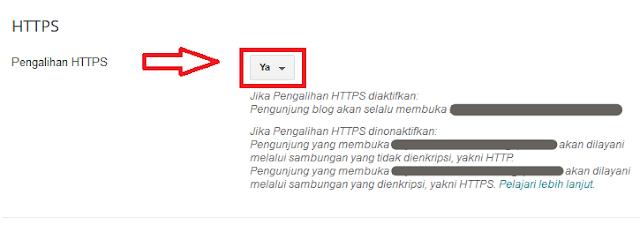 redirect https