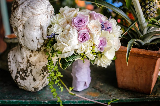 Custom Floral Wedding Arrangements Boston