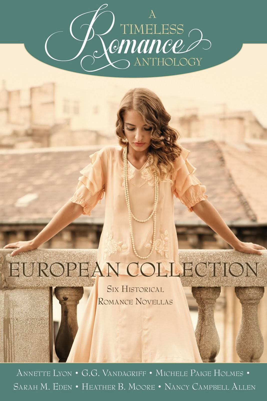 European Collection: e-book & paperback