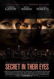 Watch Secret in Their Eyes Online Free 2015 Putlocker