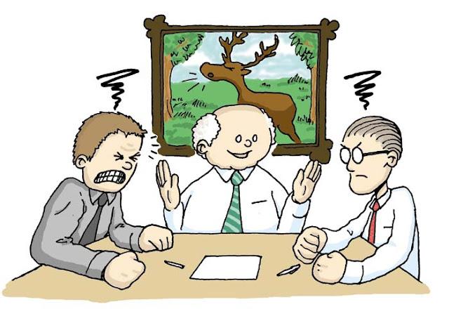 Pengertian Konflik dan Perbedaan antara Konflik dan kekerasan