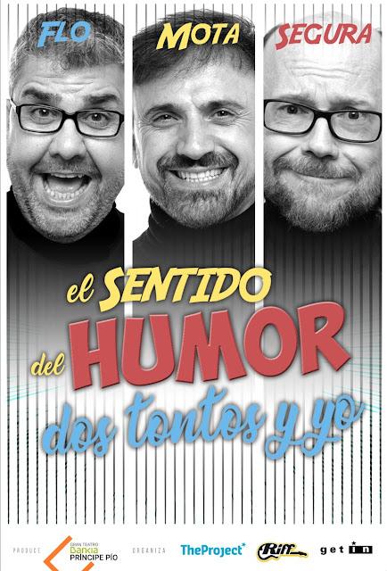 """""""El sentido del humor: dos tontos y yo"""" en Málaga"""