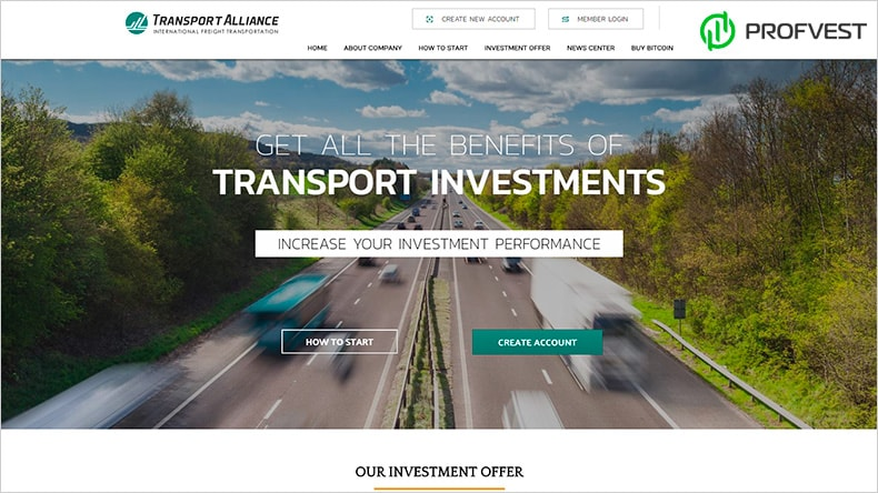Повышение Transport-Alliance