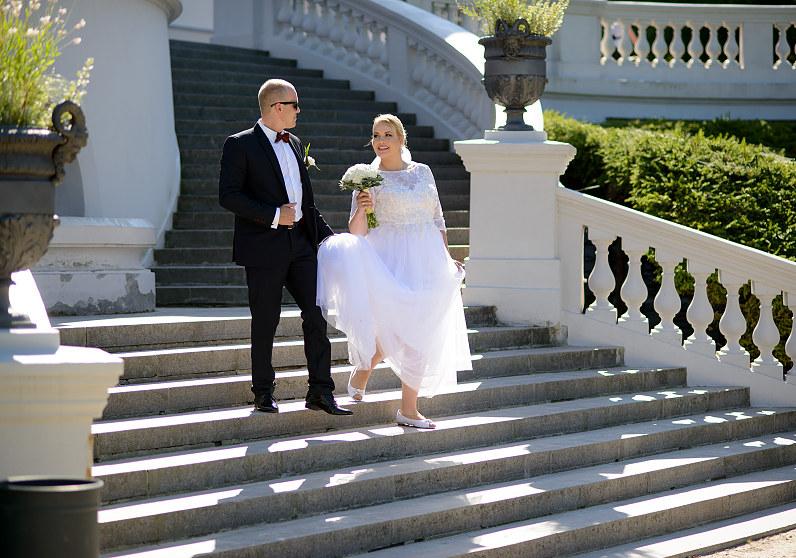 vestuvės Palangoje