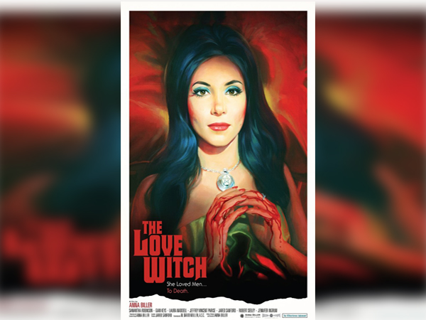 Sinopsis, detail dan nonton trailer Film The Love Witch (2017)