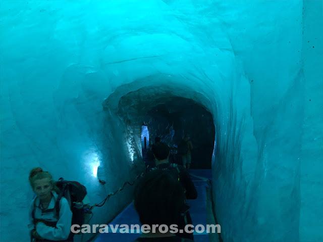 Mar de Glace Chamonix | caravaneros.com
