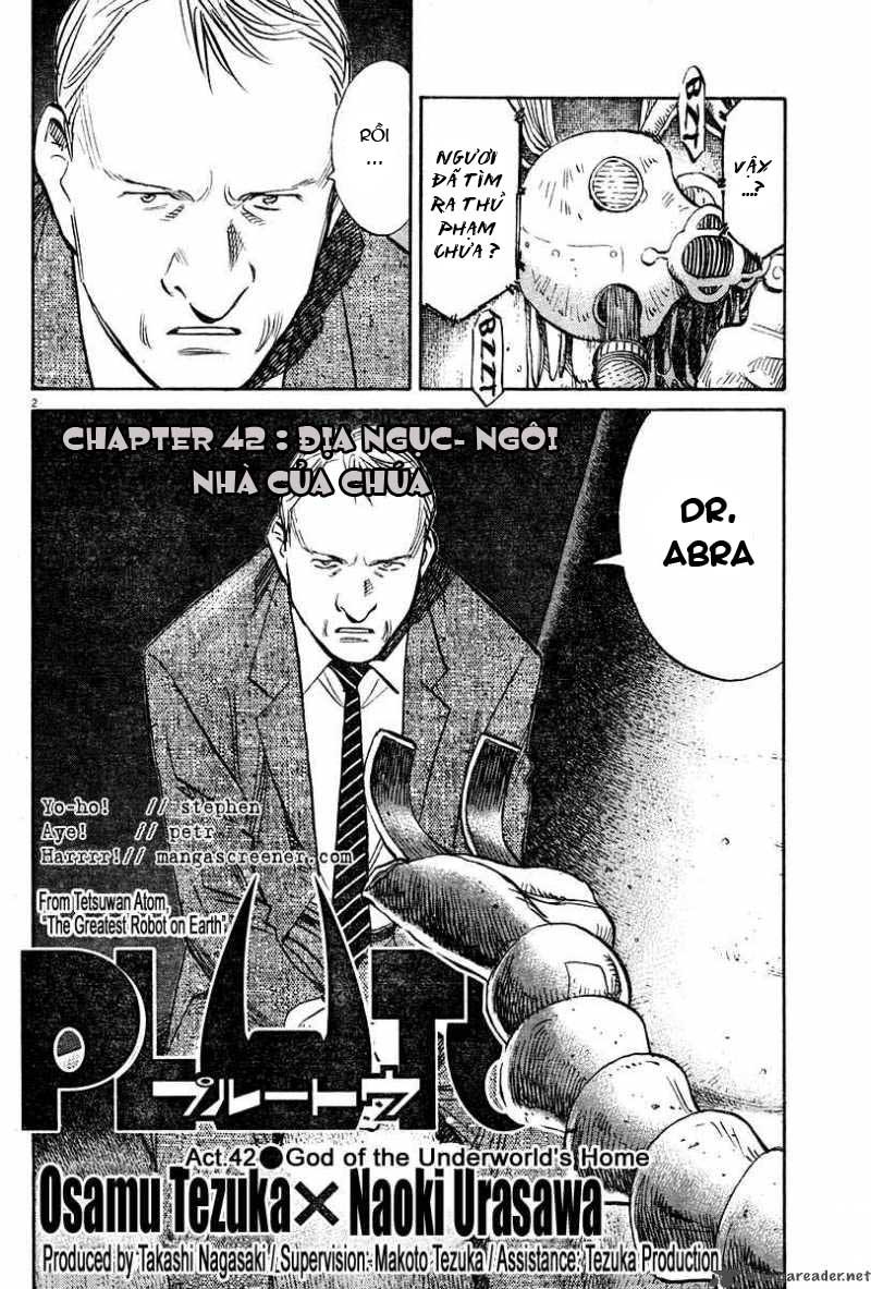 Pluto chapter 42 trang 4