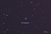 M57/ Pentax Pentax 75SDHF + 1.4XL + K5 ,O-GPS1 Astrotracer