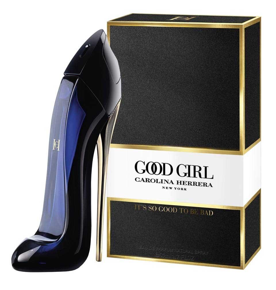 637688e65 GOOD GIRL é o novo perfume de CAROLINA HERRERA e tem como inspiração o  salto estileto. Ele celebra a dualidade da mulher como comportada e sexy e  suas ...