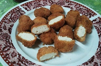 Resepi : Home Made Nugget