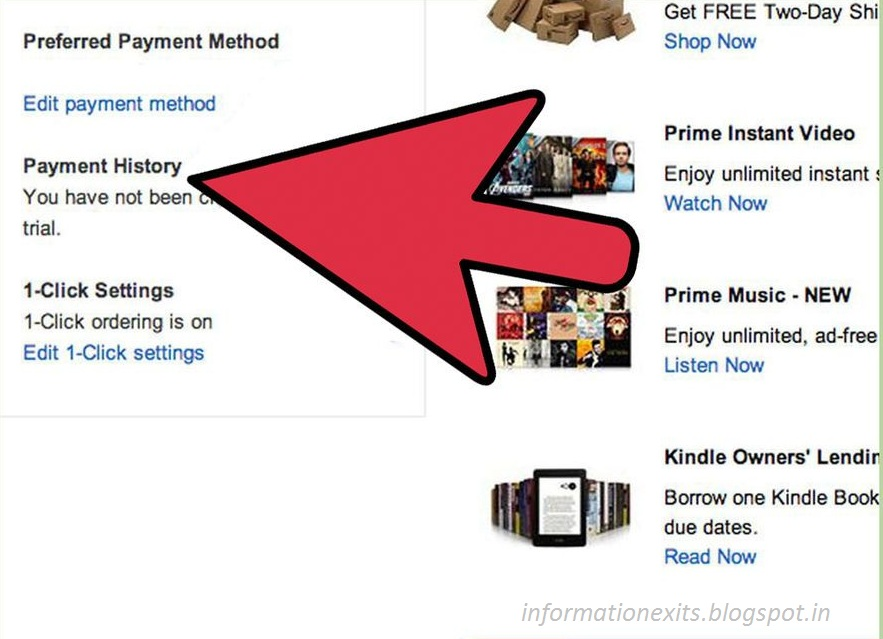 informationexits: Cancel Amazon Prime During Free Trail