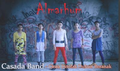 Cinta Ditolak Dukun Beranak - Casada Band