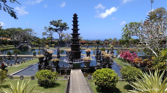 Ruta por los Templos de Bali II - Mapa y fotos