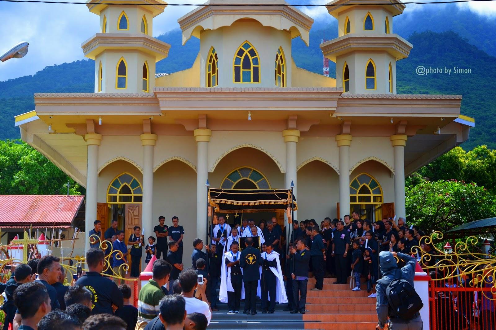 Sejarah Kapela Tuan Ana